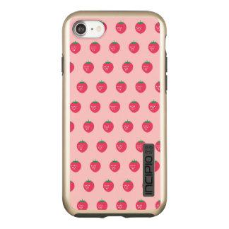 Strawberry Print Incipio DualPro Shine iPhone 8/7 Case