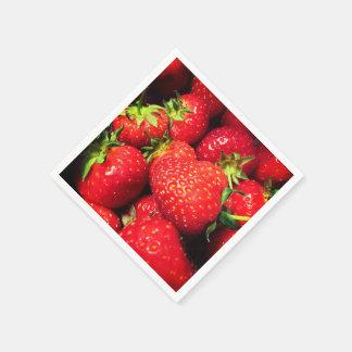 Strawberry printed Napkins