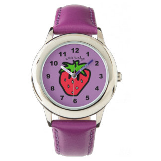 Strawberry Purple Watch