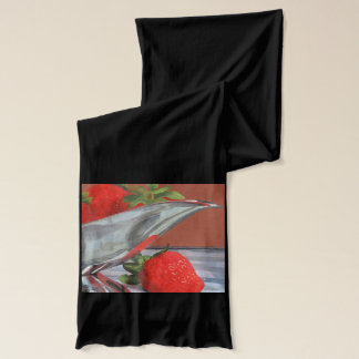Strawberry Season Scarf