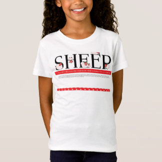Strawberry SHEEP Tee