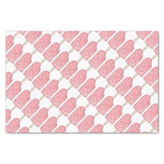 Strawberry Shortcake Eclair Popsicle Tissue Paper
