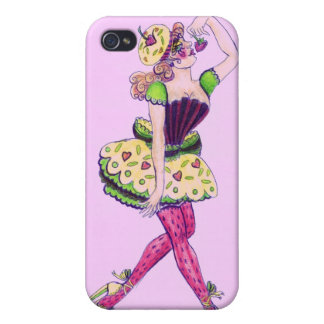 Strawberry Shortcake iPhone 4 Cover