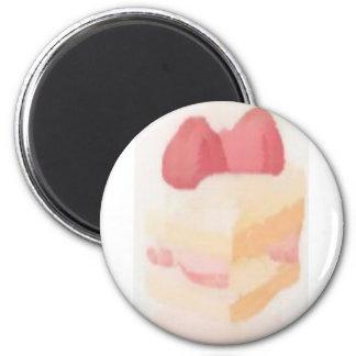 strawberry shortcake magnet