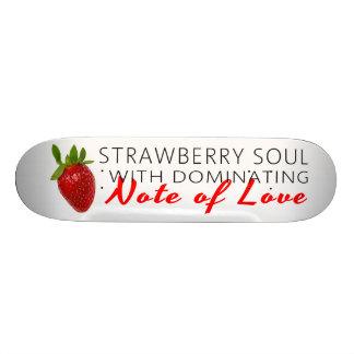 Strawberry Soul Skate Boards