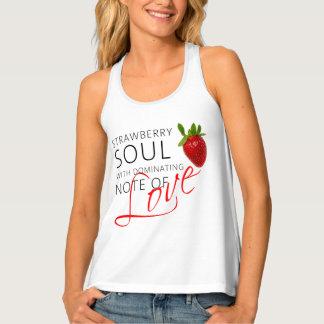 Strawberry Soul Tank Top