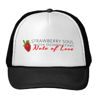 Strawberry Soul Trucker Hat