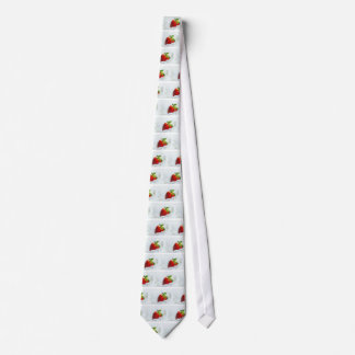 Strawberry Splash Tie