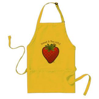 Strawberry Standard Apron