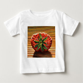 Strawberry Star Baby T-Shirt