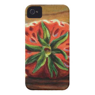 Strawberry Star Case-Mate iPhone 4 Case