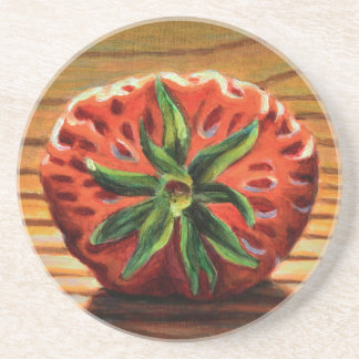 Strawberry Star Coaster