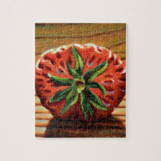 Strawberry Star Jigsaw Puzzle