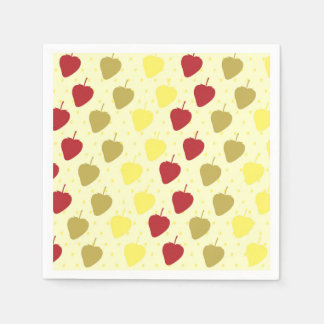 Strawberry Sweet Pattern for parties Disposable Napkins