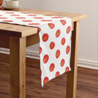 Strawberry Table Runner
