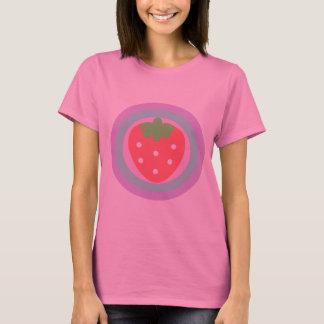 Strawberry Target Kawaii T-Shirt