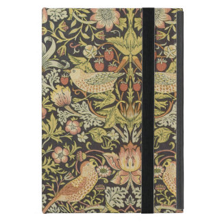 Strawberry Thieves by William Morris, Textiles iPad Mini Case