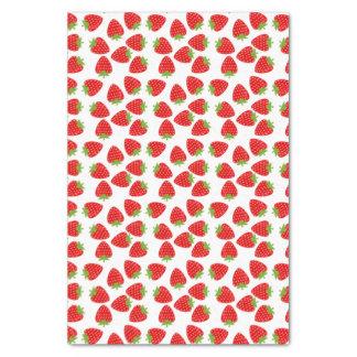 Strawberry Tissue Paper