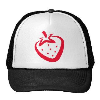 Strawberry Trucker Hat