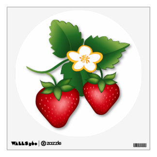 Strawberry Wall Decal