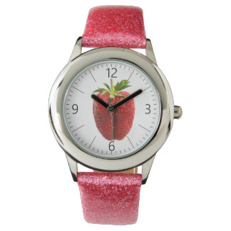 Strawberry Watch