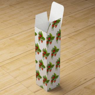 Strawberry Wine Gift Box