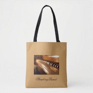 StrawberryPianist Bag
