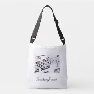 StrawberryPianist Bag for Pianists