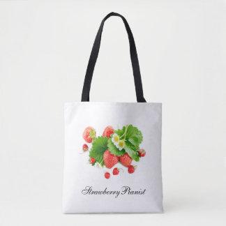 StrawberryPianist Music Bag