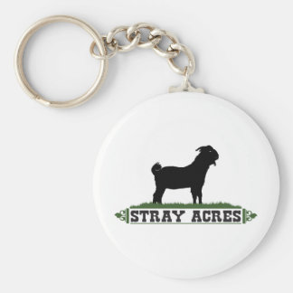 STRAY-ACRES KEYCHAIN
