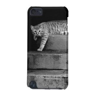 Stray Cat on Stairs iPod Touch 5G Case