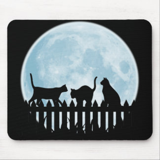 Stray Cats Mouse Pad