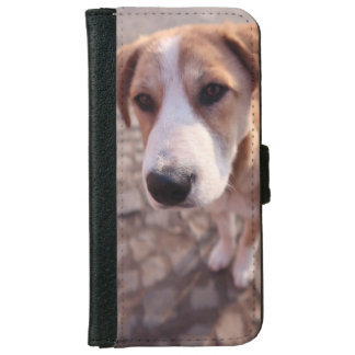 Stray dog iPhone 6 wallet case