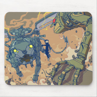Stray Machine Administrator Mouse Pad