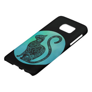 Stray the Cat {Sumsung Galaxy 7 Case} Samsung Galaxy S7 Case