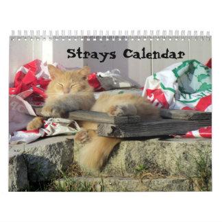 Strays Calendar (Encore Edition)
