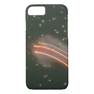Streaking Light. (light;stars_Space Scenes iPhone 7 Case