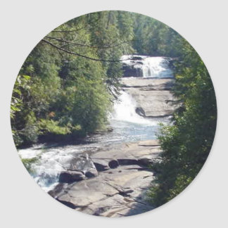 Stream And Waterfall Sticker