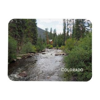 stream in Coloradom Magnet