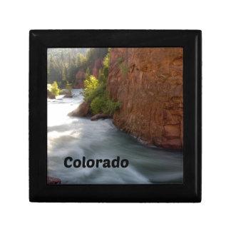 Stream in the Colorado Rockies Gift Box