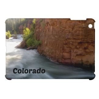 Stream in the Colorado Rockies iPad Mini Covers