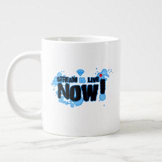 Stream Large Mug
