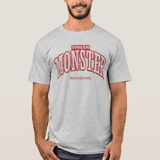 Stream Monster by Official Monster T-Shirt