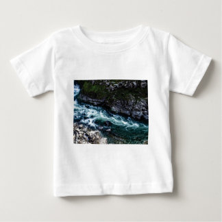 stream of emerald waters baby T-Shirt