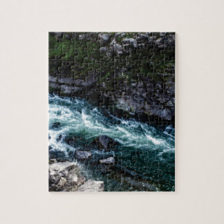 stream of emerald waters jigsaw puzzle