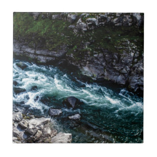 stream of emerald waters tile