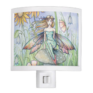 Stream of Magic Fairy Fantasy Art Illustration Nite Lites