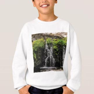 stream trickle falls sweatshirt