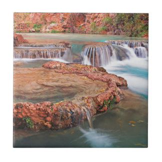 Stream Waterfalls Tile