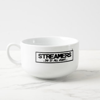 Streamers Soup Mug